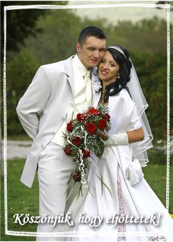 Esküvői Képeslap